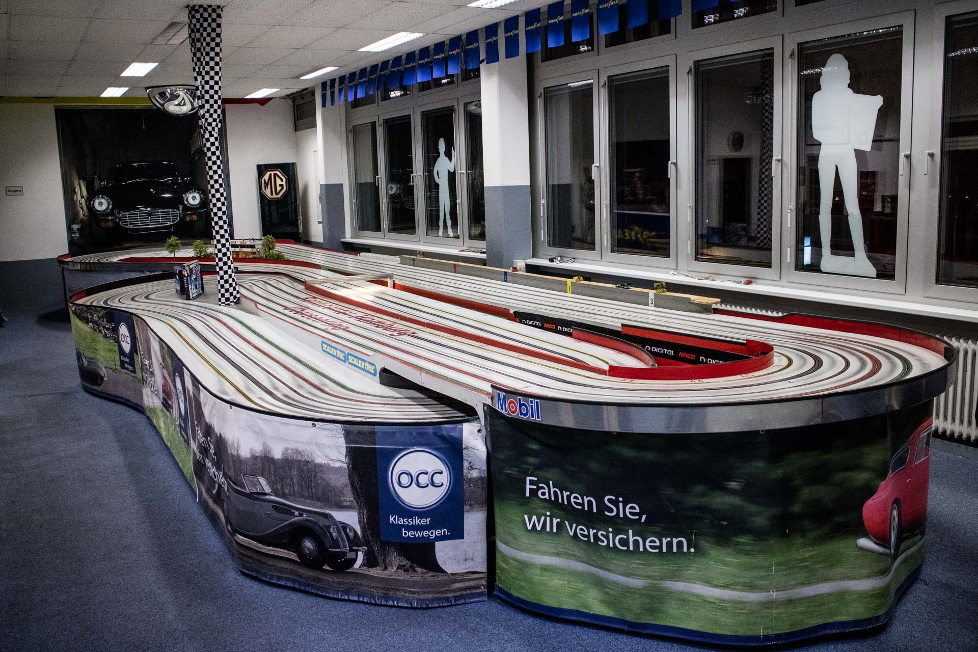 Renncenter Hamburg | Slot Car Racing